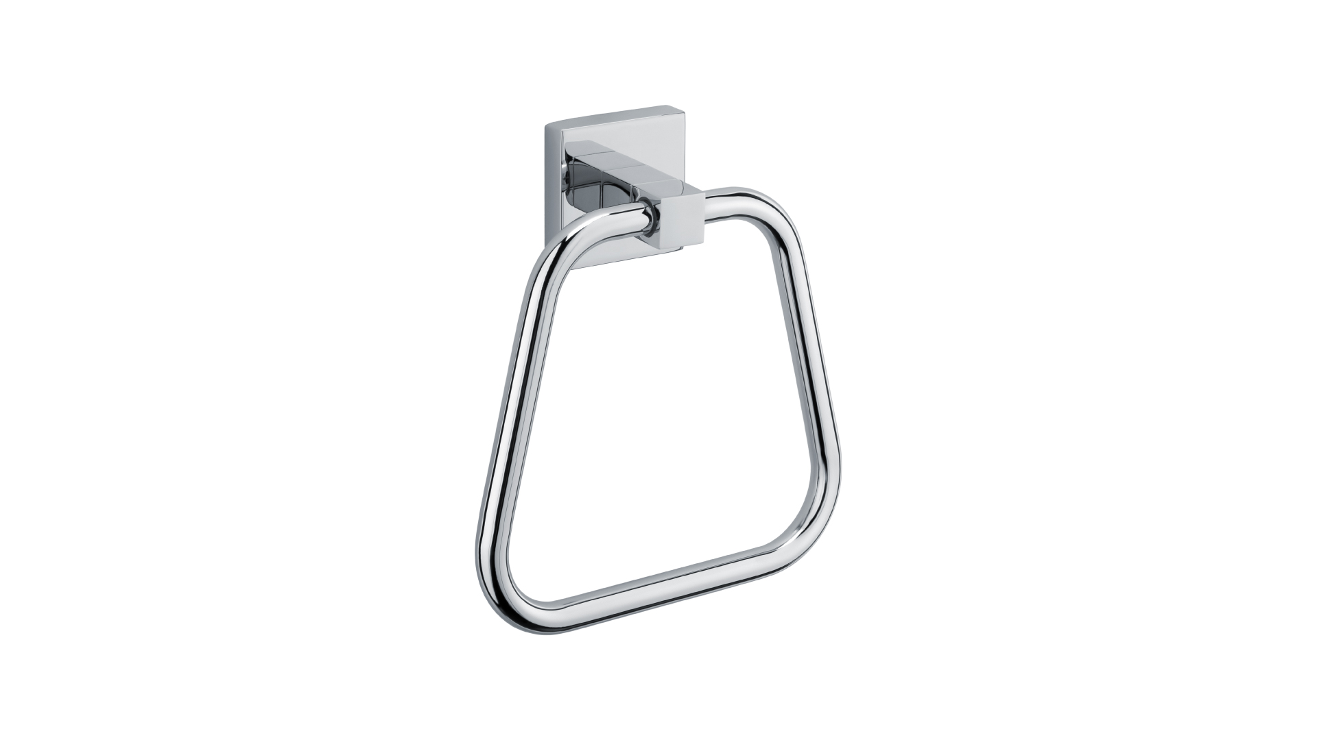 Полотенцедержатель кольцо Metra