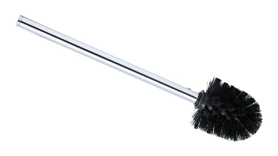 Щетка для ерша с ручкой (черная)