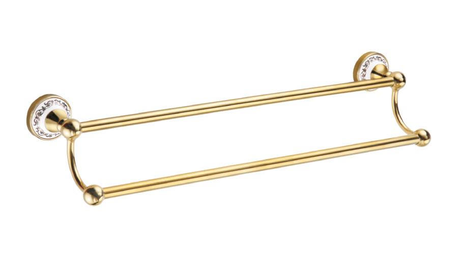 Полотенцедержатель трубчатый 2-ой (60 см)