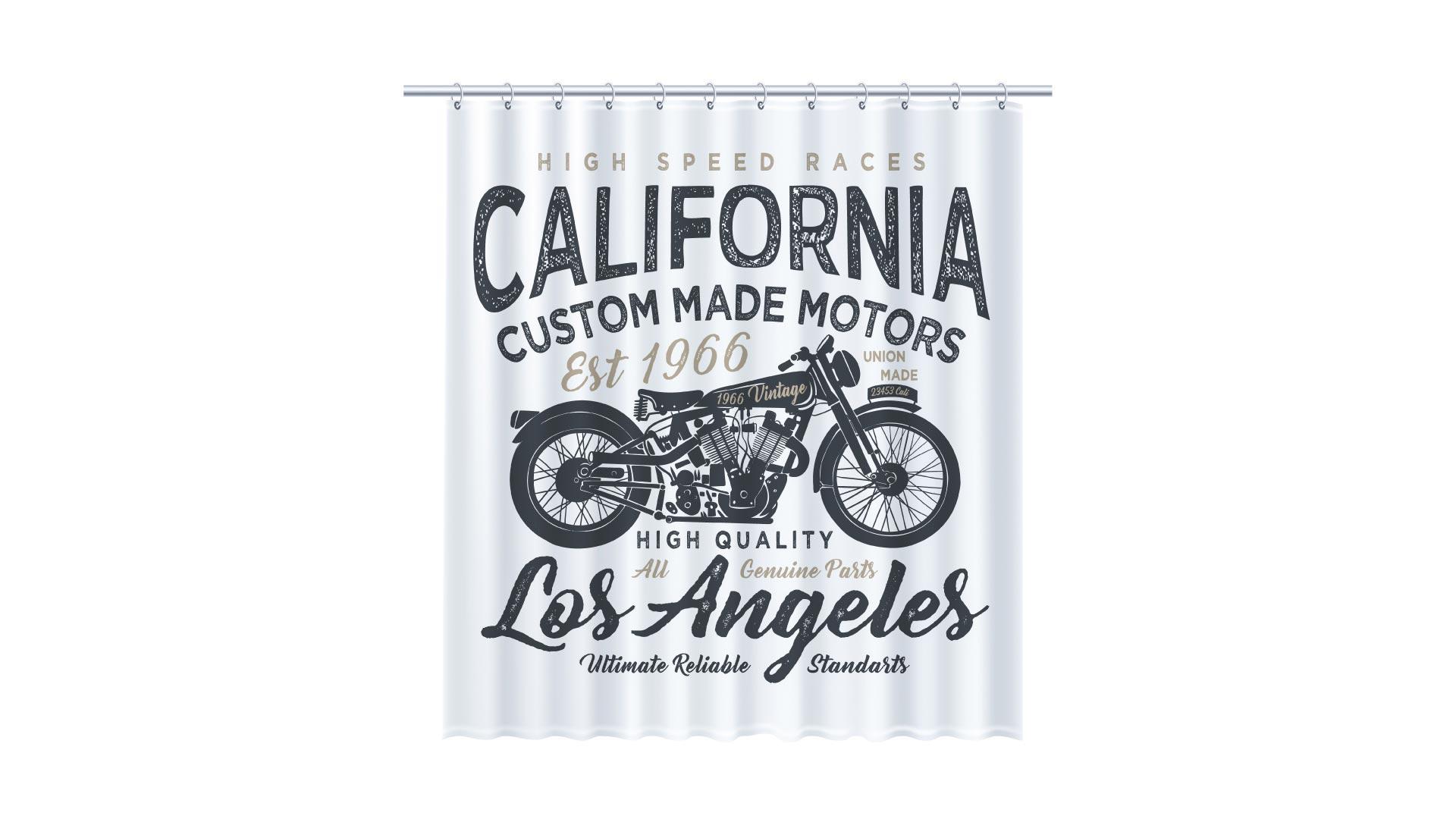 Штора California