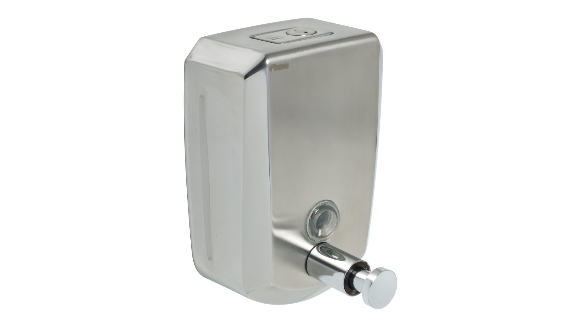 Дозатор для жидкого мыла настенный