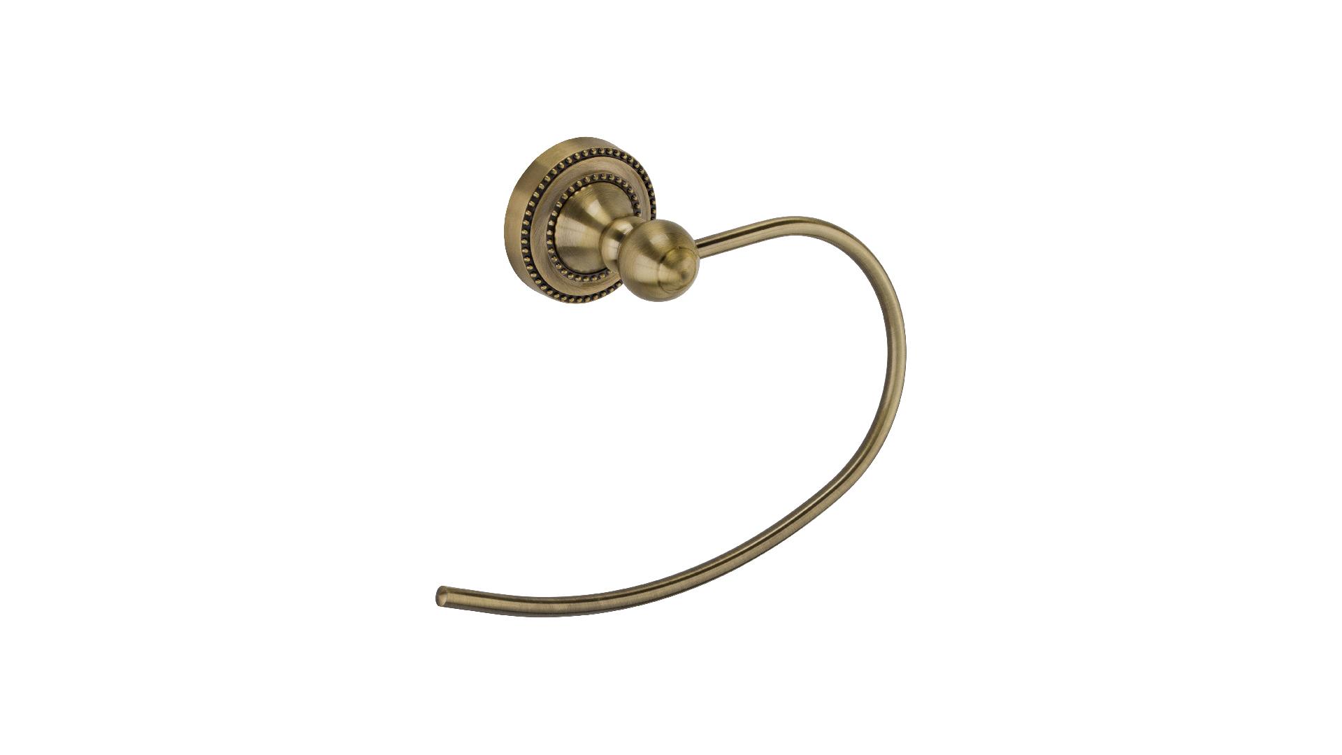 Полотенцедержатель кольцо Antik