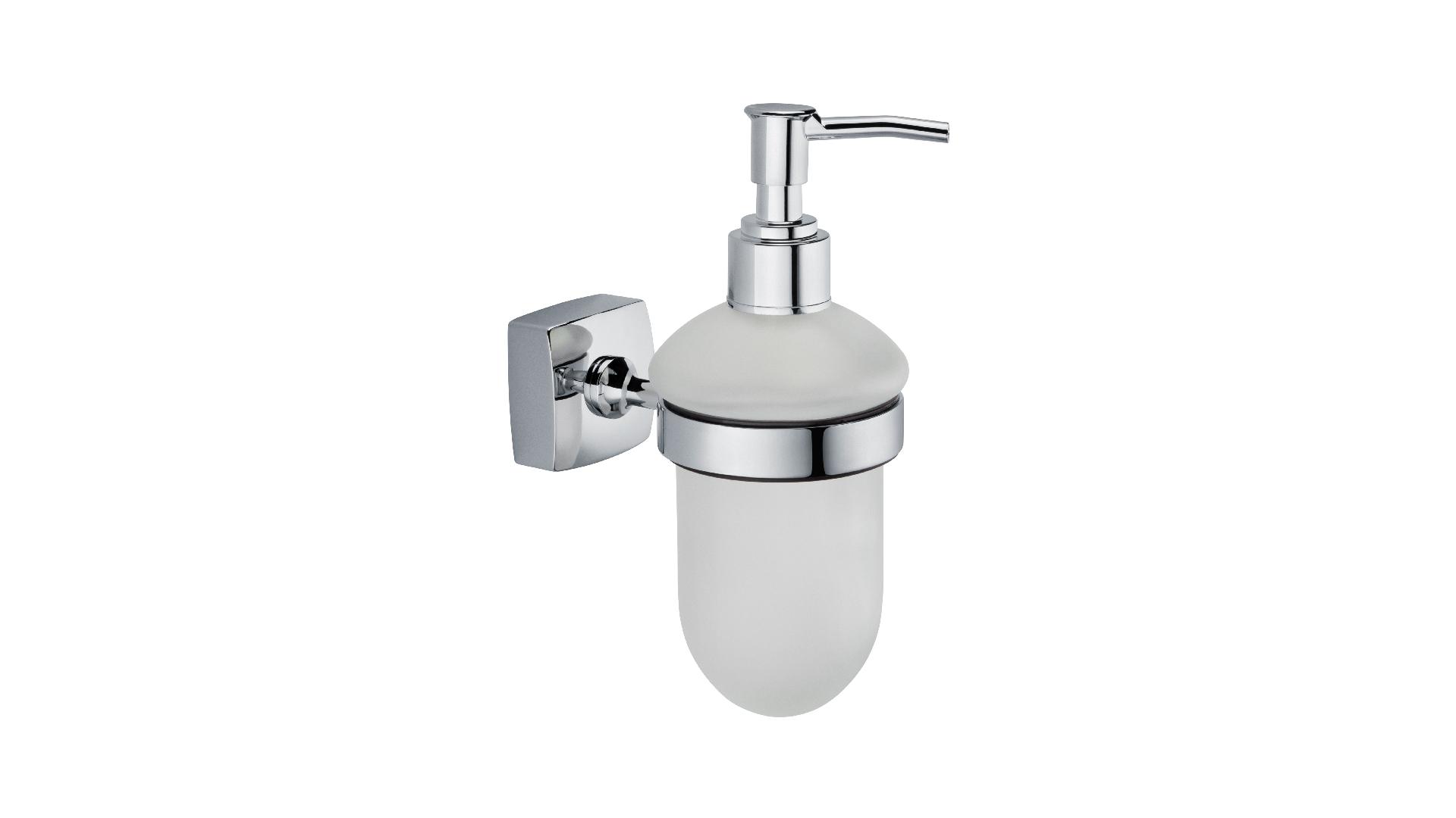 Дозатор жидкого мыла Kvadro