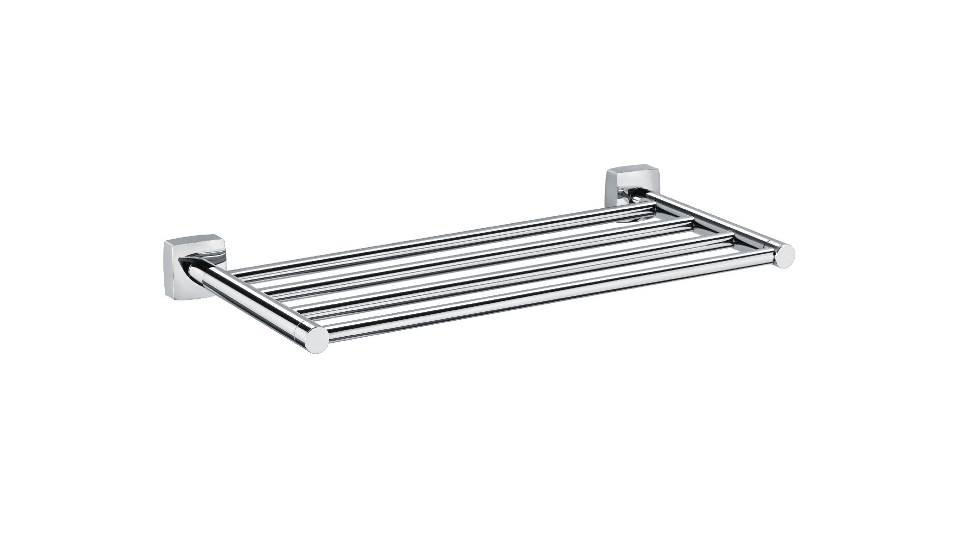 Полка для полотенец (40 см) Kvadro