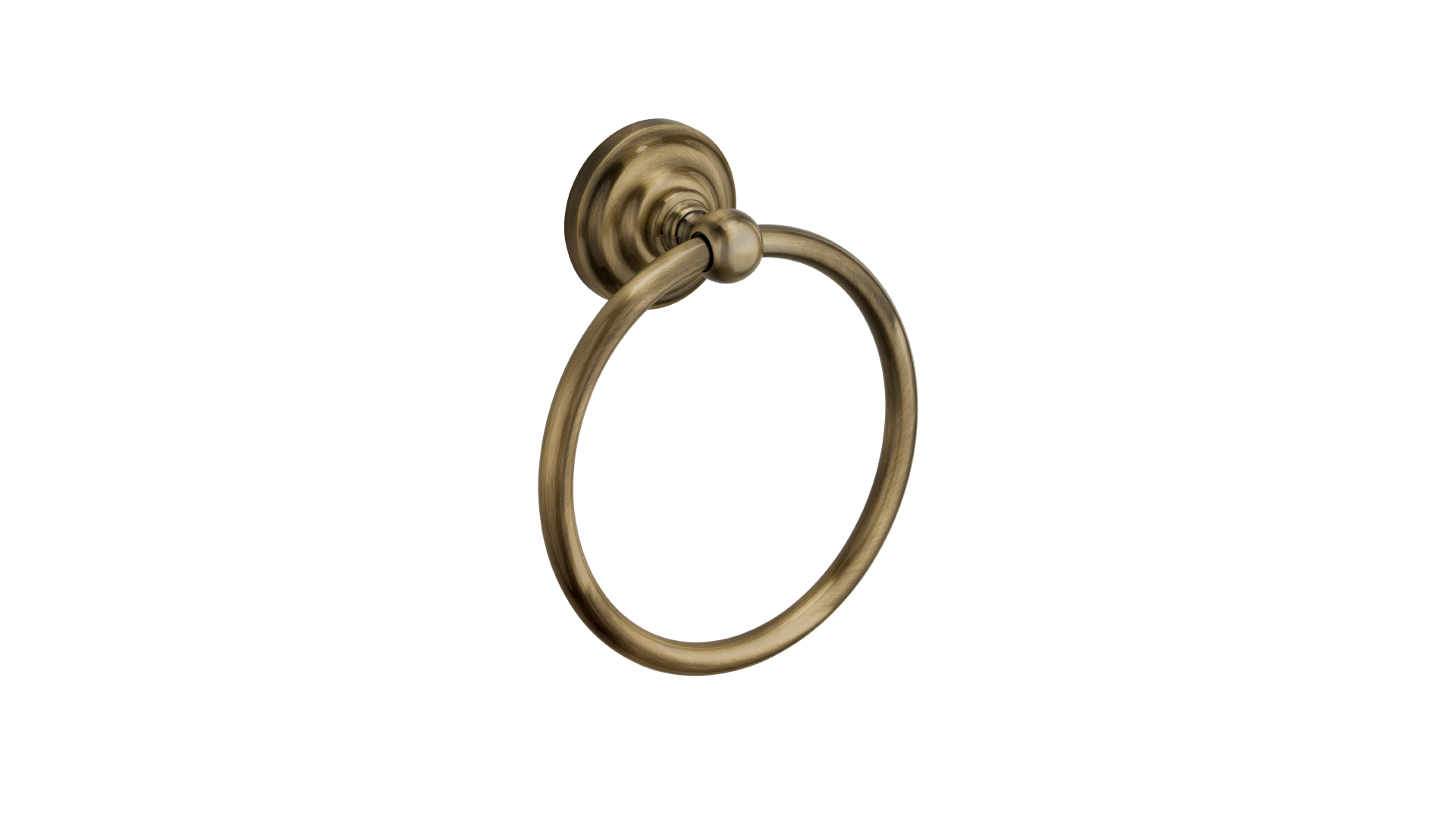 Полотенцедержатель кольцо Retro