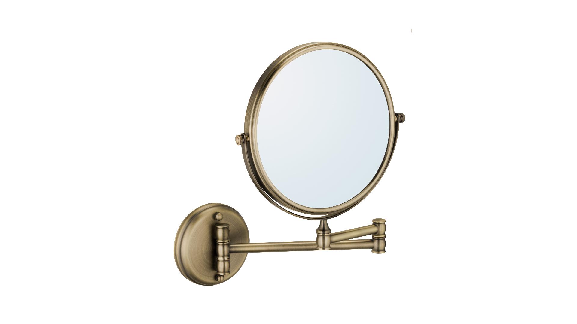 Зеркало косметическое настенное Antik