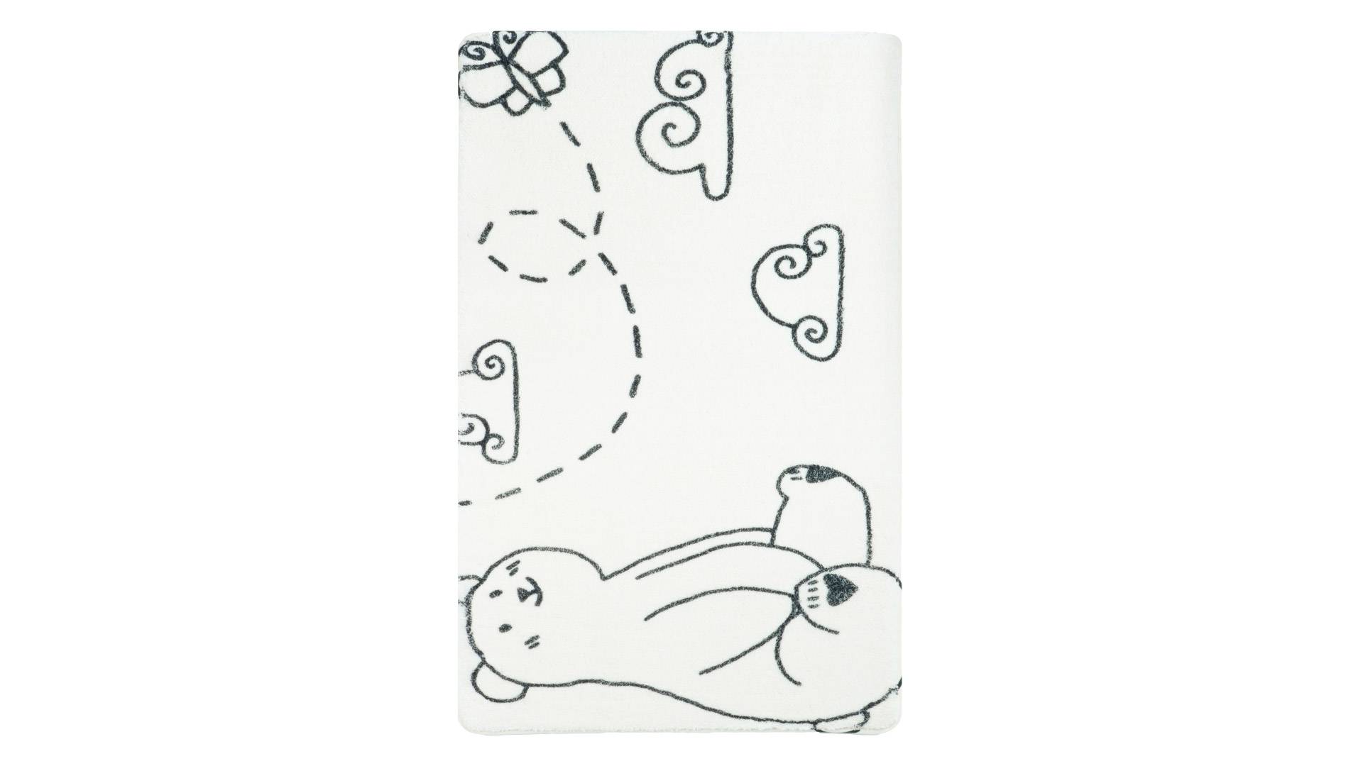 Коврик для ванной Teddy Air