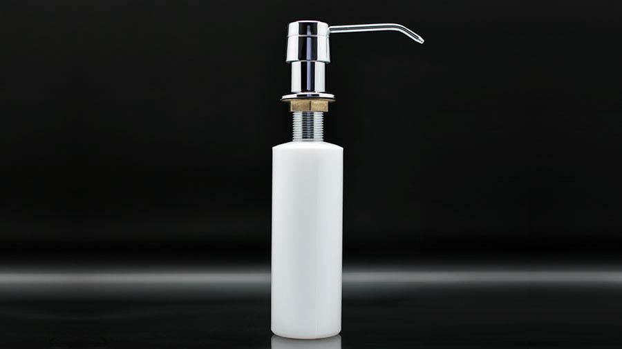 Дозатор для жидкого мыла врезной